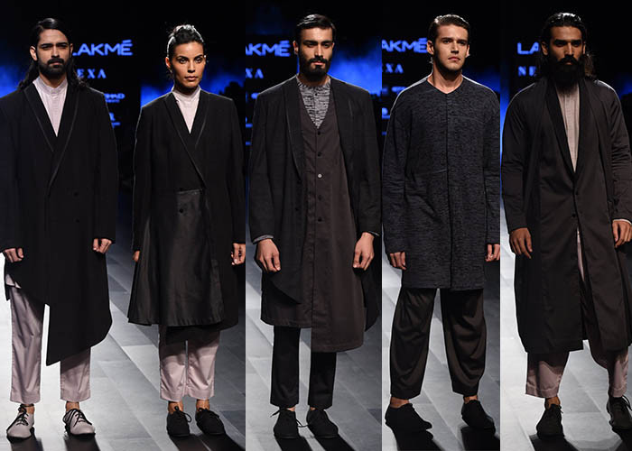 Antar Agni, Lakme Fashion Week, Lakme Fashion Week Winter Festive 2017, Fashion, Designers, Runway, LFW, Day 4,