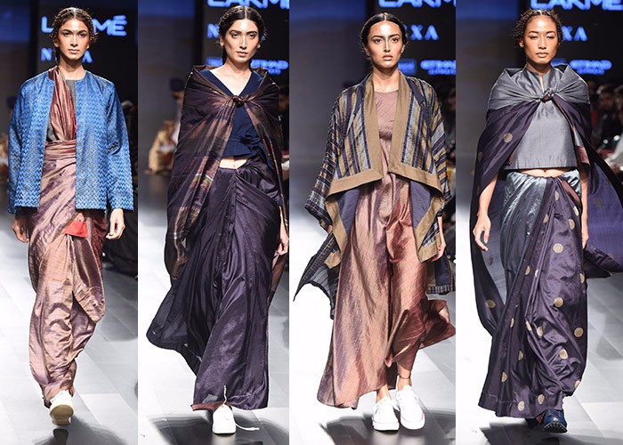 Gaurav Jai Gupta, Lakme Fashion Week, Day 2, Sustainable Fashion, Lakme Fashion Week Winter/Festive 2017, Fashion, Designers,