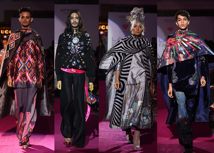 Manish Arora, Lakme Fashion Week, Lakme Fashion Week Winter Festive 2017, Fashion, Designers, Runway, LFW, Day 4,