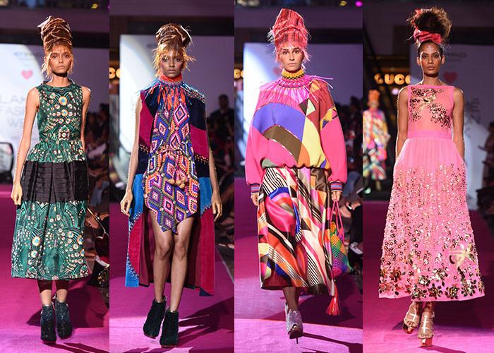 Manish Arora, Lakme Fashion Week, Lakme Fashion Week Winter Festive 2017, Fashion, Designers, Runway, LFW, Day 4,