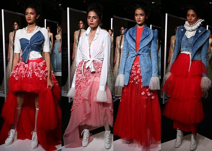 Shreeya Somaiya, Lakme Fashion Week, Lakme Fashion Week Winter Festive 2017, Fashion, Designers, Runway, LFW, Day 4,