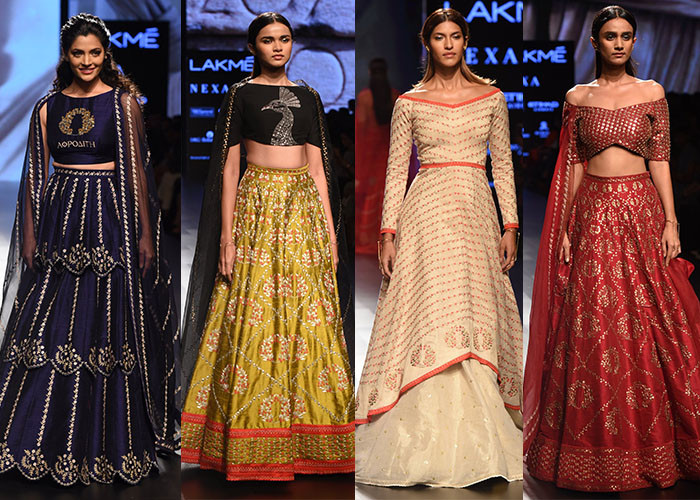 Nachiket Barve, Lakme Fashion Week, Lakme Fashion Week Winter Festive 2017, Fashion, Designers, Runway, LFW, Day 4,