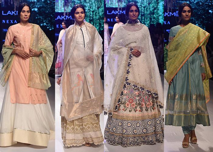 Rahul MishraLakme Fashion Week, Lakme Fashion Week Winter Festive 2017, Fashion, Designers, Runway, LFW,
