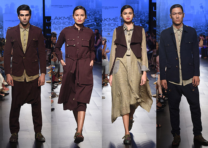 Sayantan Sarkar, Lakme Fashion Week, Lakme Fashion Week Winter Festive 2017, Fashion, Designers, Runway, LFW,