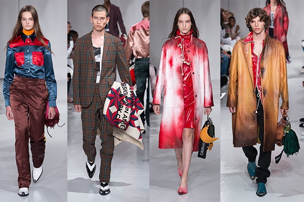 Top Shows And Hot Trends At New York Fashion Week Spring