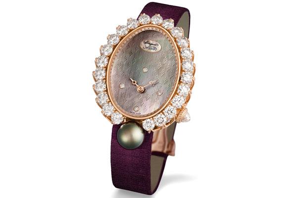 Breguet Perles Imperiales Haute Joaillerie watch