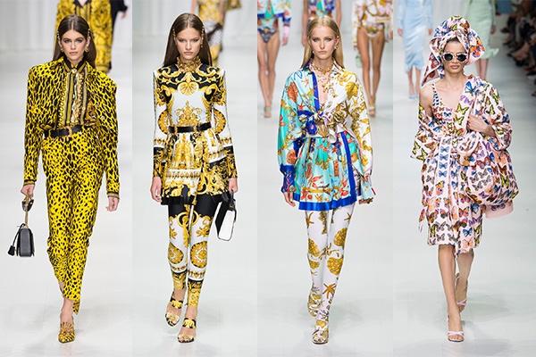 Milan Fashion Week, 2018, Spring, MFW, Fashion, Style, Ready To Wear, Versace