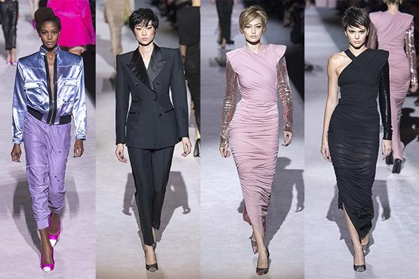 NYFW, New York Fashion Week 2018, Spring, Tom Ford