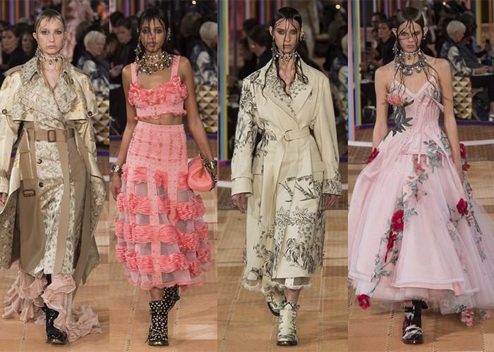 Alexander McQueen, Paris Fashion Week, Fashion, Designer,