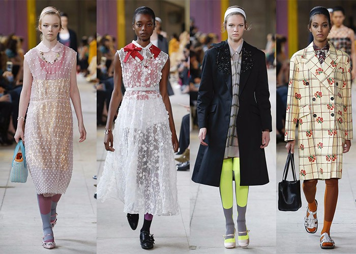 Miu Miu, Paris Fashion Week, Fashion, Designer,