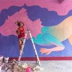Art, Featured, Graffiti, Mumbai, Online Exclusive, Sassoon Dock, St+artIndia, Street Art