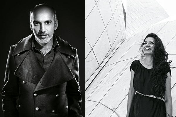 Manish Arora and Garima Madan