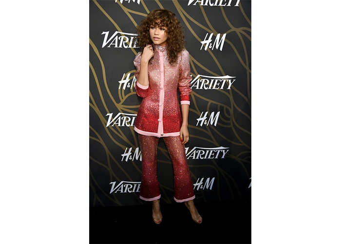 """Fashion, Featured, Online Exclusive, Red Carpet, Style, Zendaya Coleman in Vivetta at the Variety magazine's """"Power of Young Hollywood"""" Party"""