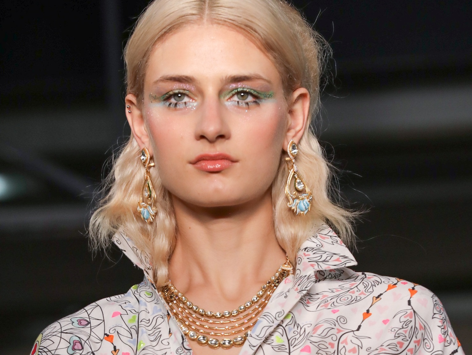 Manish Arora's 10th anniversary show at Paris Fashion Week