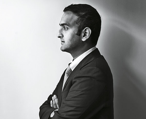 Pranav Saboo, co-founder of Ethos Watch Boutiques