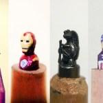 Art, Artist, Featured, hobby, Karen Pereira, lead art, lead artist, lead carving, Lead model, Miniature Art, miniature artist, Miniatures, Online Exclusive, pencil art, pencil carving, popular culture, Salavat Fidai, Tom Lynall