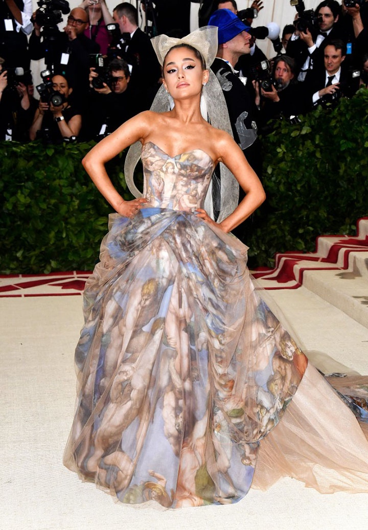 The Met Gala 2018 A Divine Intervention Verve Magazine