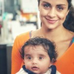 Featured, Gul Panag, Motherhood, Online Exclusive, Parenthood, Rishi Attari