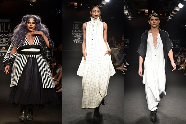 Fashion, Featured, Lakme Fashion Week, Lakmé Fashion Week 2018, Lakme Fashion Week Winter/Festive 2018, Online Exclusive, Style, Winter/Festive, Chola, Sohaya Mishra