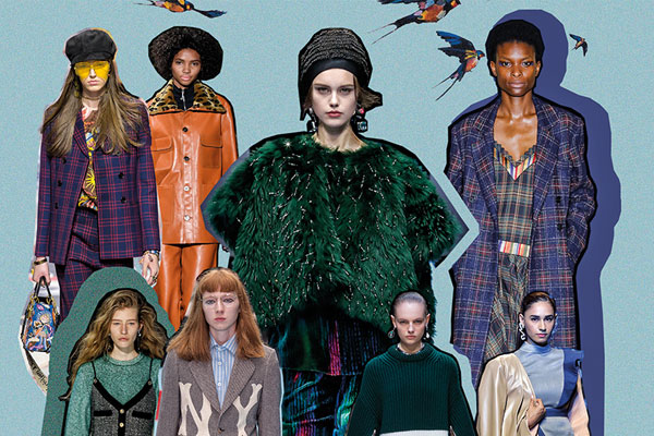 The Trend Report Fall 2018