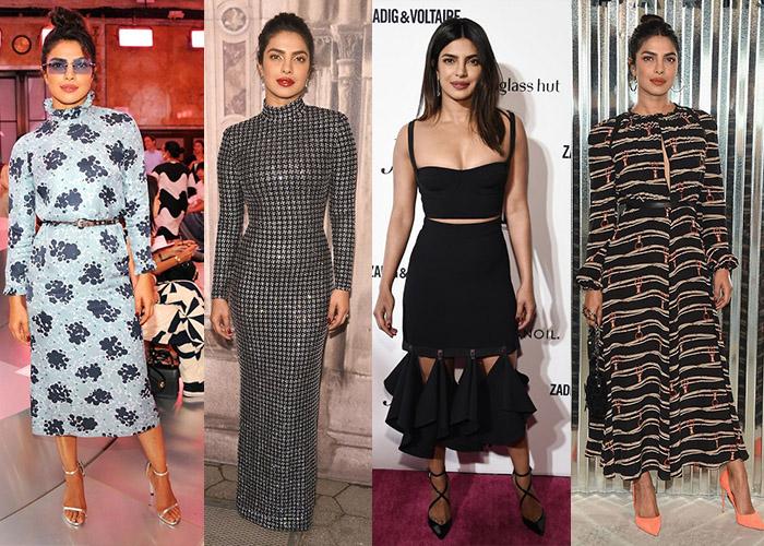 Bollywood, Fashion, Featured, Looks, MET Gala, New York Fashion Week, New York Fashion Week Spring Summer 2019, Nick Jonas, Online Exclusive, Priyanka Chopra, Style, Style diary