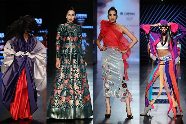 Abhishek Gupta & Nandita Basu, Fashion, Fashion Design Council of India, Fashion Week, FDCI, Featured, Gauri & Nainika, LMIFW, Lotus Makeup India Fashion Week, Online Exclusive, Prashant Verma, Schulen Fernandes, Spring/Summer 2019, Style, Wendell Rodricks