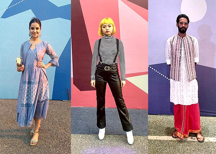 Aien Jamir, Bharat Arora, Design, Fashion, Featured, Koyal Rana, Lis Visser, LMIFW, Lotus Makeup India Fashion Week, Neikimlhing, Online Exclusive, Street Style, Van Chhangte, Zander