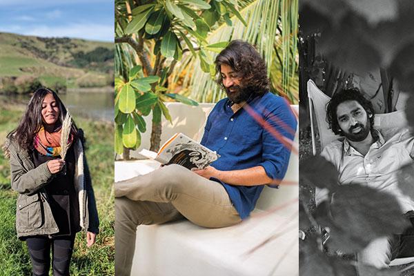 Ankita Kumar, Tarpan Patel, Vikrant Chheda