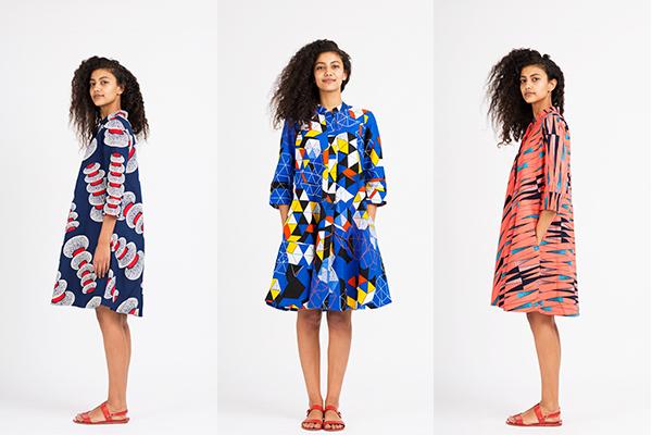 Ankara, Ashleigh Miller, Ethical, Fashion, Featured, Kenyan Fashion, Kitenge, Online Exclusive, Sandra Zhao, SOKO, Style, Sustainability, Sustainable, Tushone, Zuri