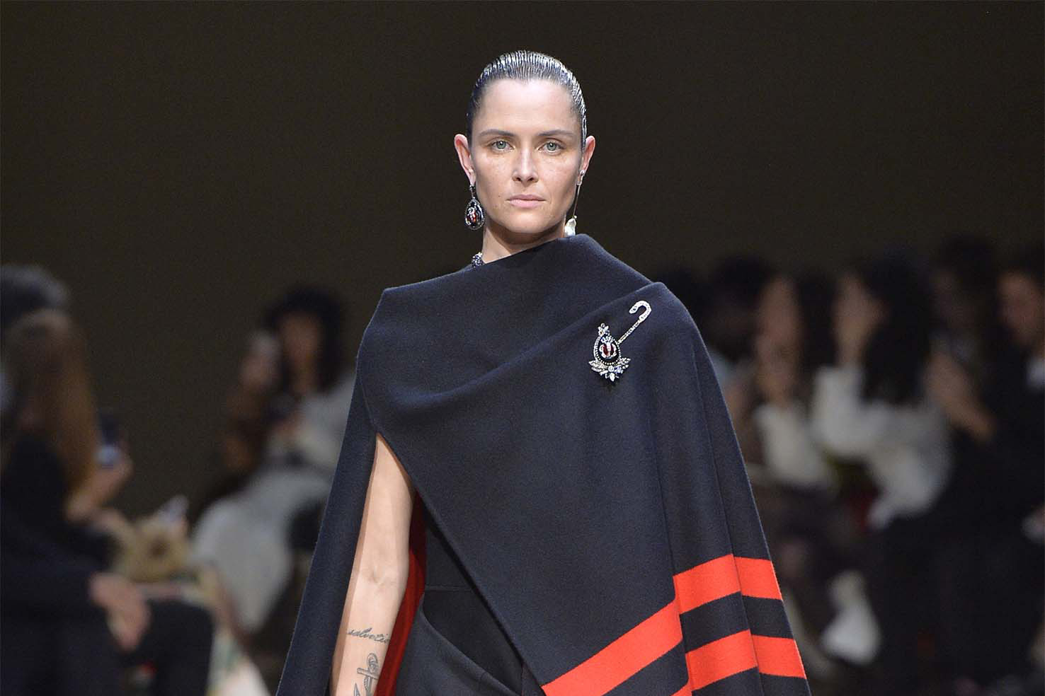 Blanket Capes, Bottega Veneta, Chanel, Chloe, Dior, Fashion, Featured, Fendi, Online Exclusive, Style, Trends