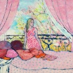 The Pink Curtain