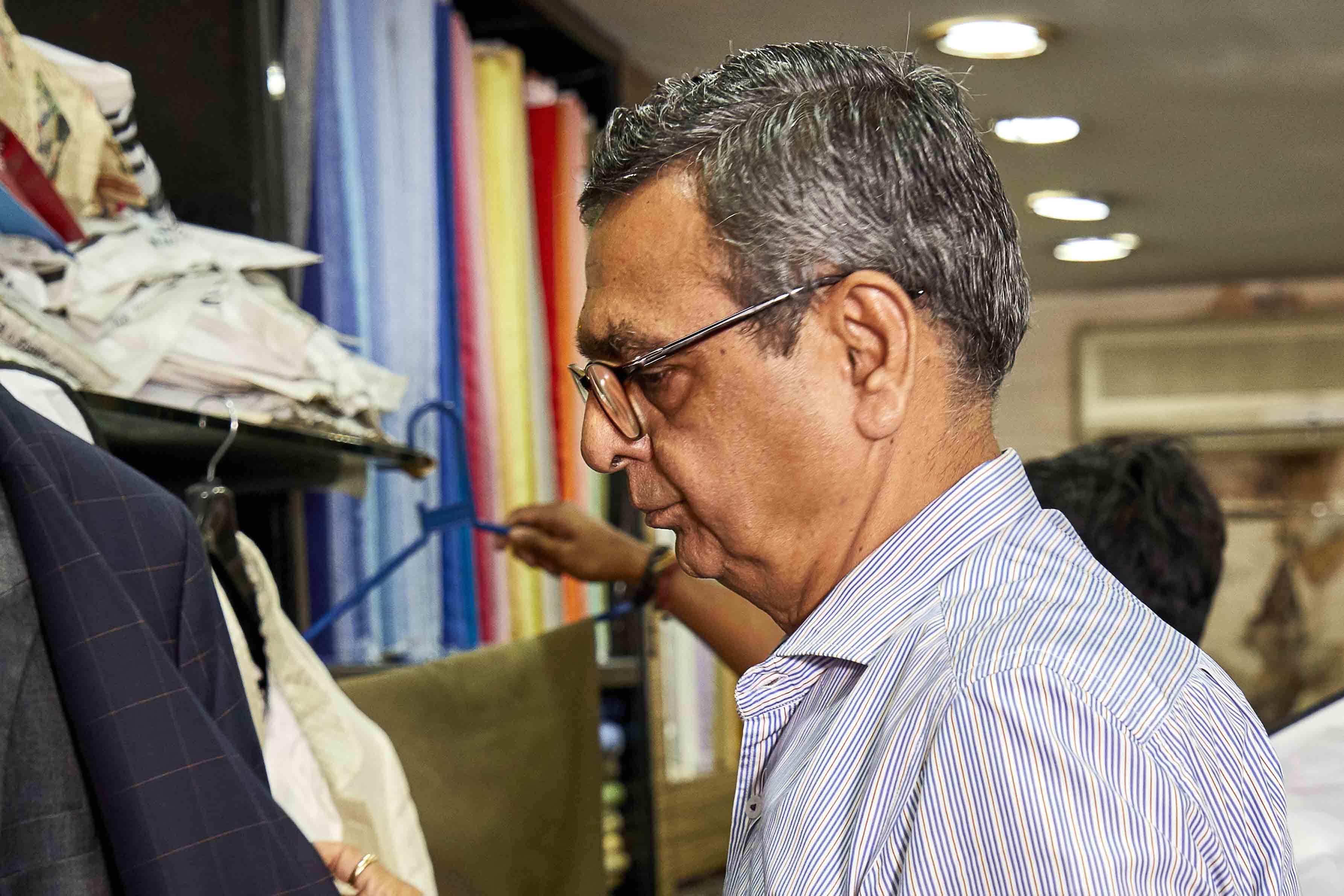 Custom-made garments, Fashion, Featured, Michele Boutique, Mukesh Pahuja