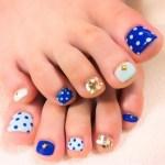 piedi, nail art piedi, pedicure,