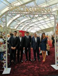 panettone Fiasconaro Dolce e Gabbana
