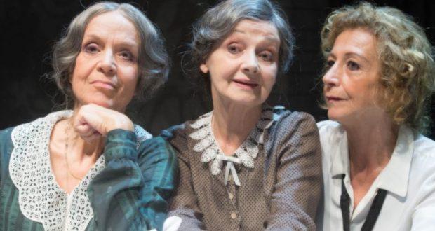sorelle materassi, teatro biondo