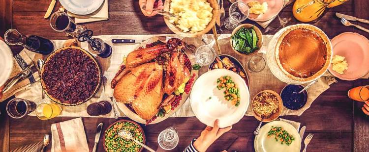 5 Ways to Prepare for Thanksgiving