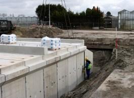 Van der Linden prefab beton is uiterst maatvast