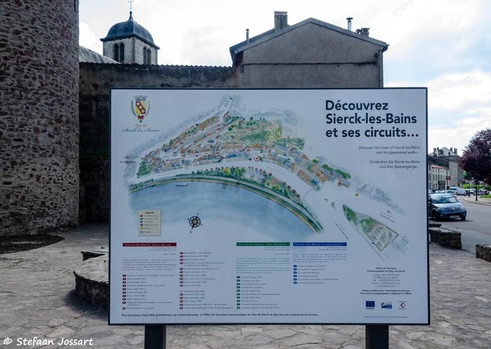 Découvrez Sierck-les-Bains.
