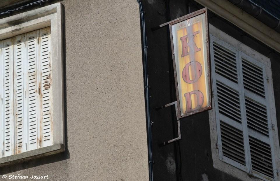 Vergane glorie in Sierck-les-Bains.