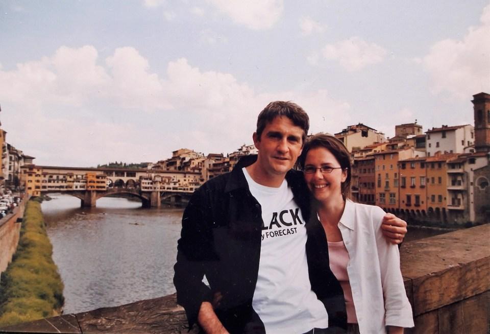 in 2005 in zonnig Firenze