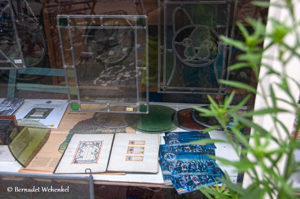 Amsterdamse Glas in lood Zetterij.