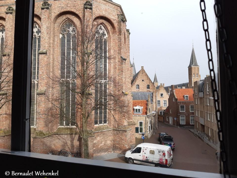 Koorkerk in Middelburg