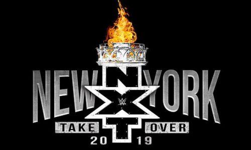 Repetición NXT Takeover new york