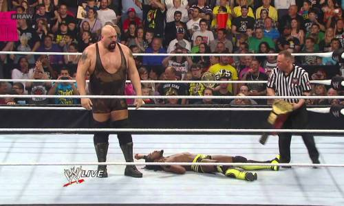 Big Show vs Kofi Kingston