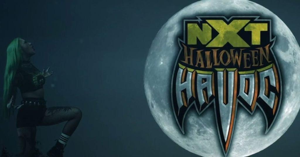 Repeticion NXT Halloween Havoc