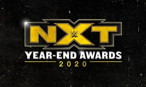 Resultados NXT Year End Awards