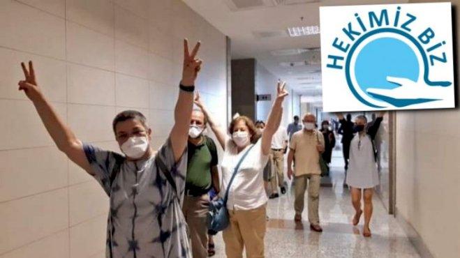 Hekimler isyan etti: Şebnem Korur Fincancı, Türk hekimlerini temsil edemez!