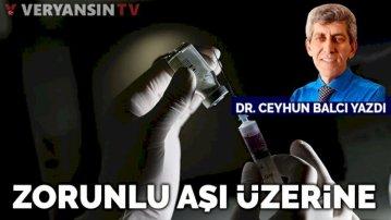 Zorunlu aşı üzerine