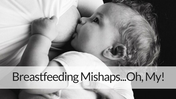 Breastfeeding Mishaps   Lip-Tie, Tongue-Tie, and Biting…Oh, My!