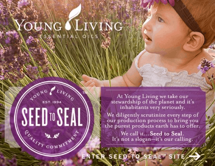 Seed to Seal Young Living Essential Oils